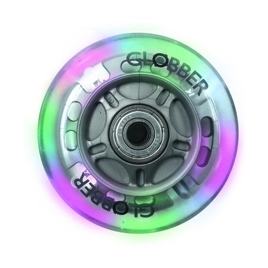 Светящееся заднее колесо для Globber, 80 мм