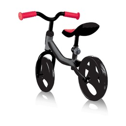 Беговел Globber Go Bike, серо-красный
