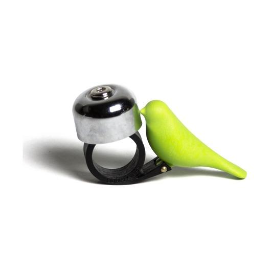 Звонок Qualy Bird, зеленый