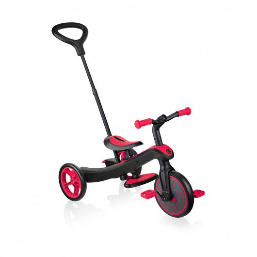 Трёхколесный велосипед Globber Trike Explorer 3 в 1